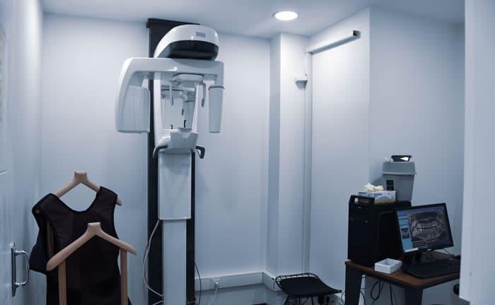 klinik röntgen odası
