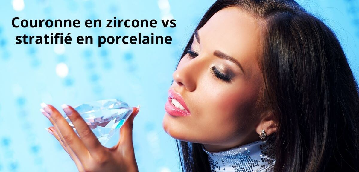 Zircone vs Porcelaine